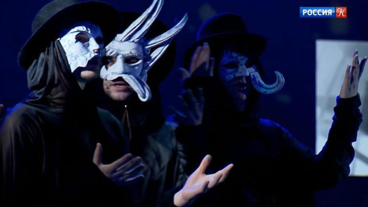 """В Театре Моссовета готовят премьеру спектакля """"Великолепный рогоносец"""""""