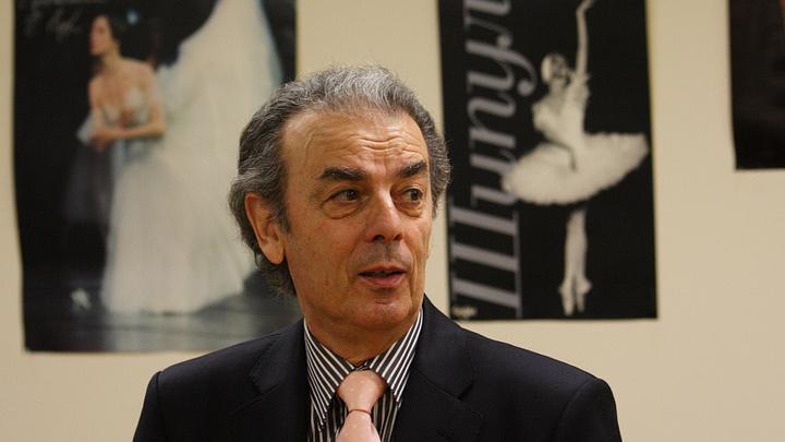 В столице скончался замдиректор театра Станиславского Зураб Сахокия
