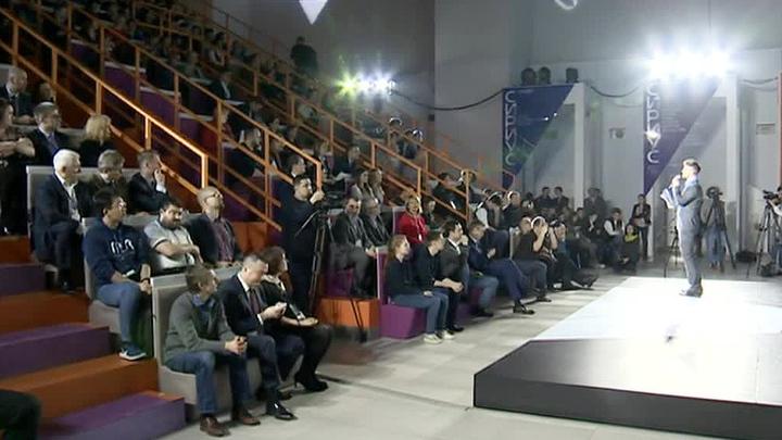В Сочи стали известны имена победителей инженерной Олимпиады