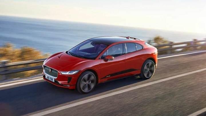 "Jaguar представила ""убийцу Tesla"""