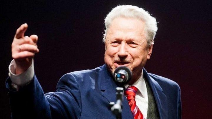 ВЛитве ввозрасте 82 лет скончался оперный солист Виргилиус Норейка