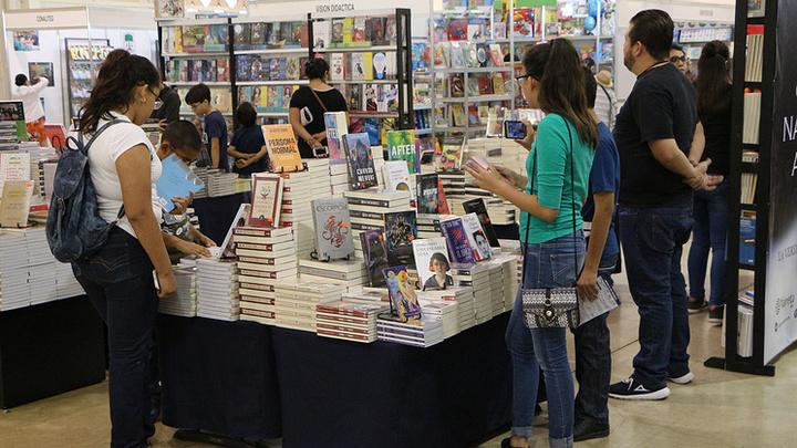 РФ объявлена почетным гостем книжной ярмарки FILEY-2018 вМексике