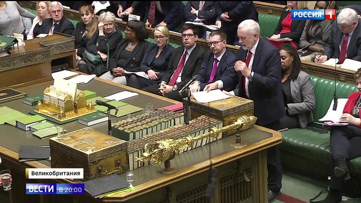 """Истерика и паника в Лондоне: Великобритании не нравятся встречные вопросы о """"Новичке"""""""