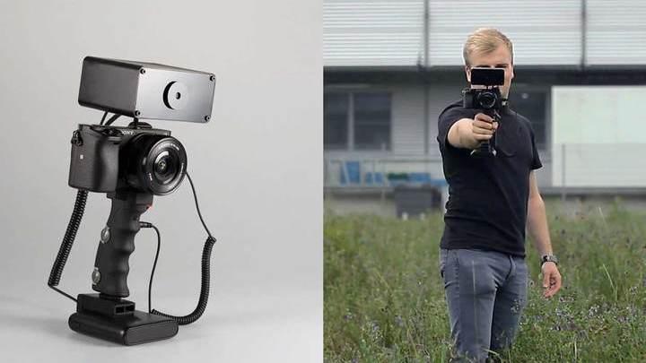 Искусственный интеллект поможет фотографам электрошоком