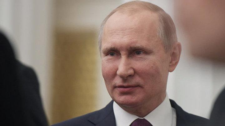 Путин распределил сто грантов напроекты всфере культуры иискусства