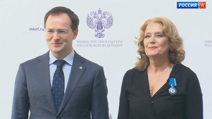 В Москве наградили деятелей культуры и искусства