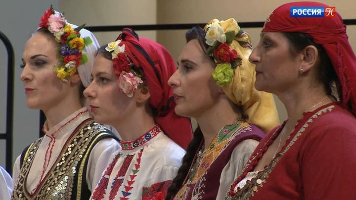 В КЗЧ состоялся гала-концерт участников хоровой программы Московского Пасхального фестиваля