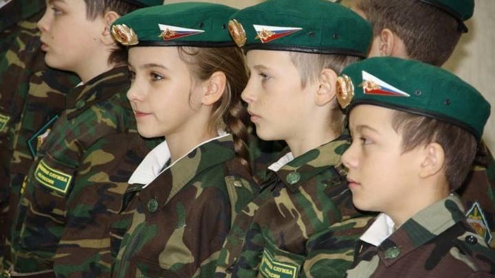 Военно-спортивные игры: воспитать патриотов