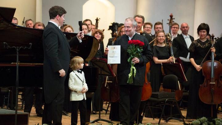 Мацуев иГергиев выступят нафестивале «Звёзды белых ночей» вПетербурге