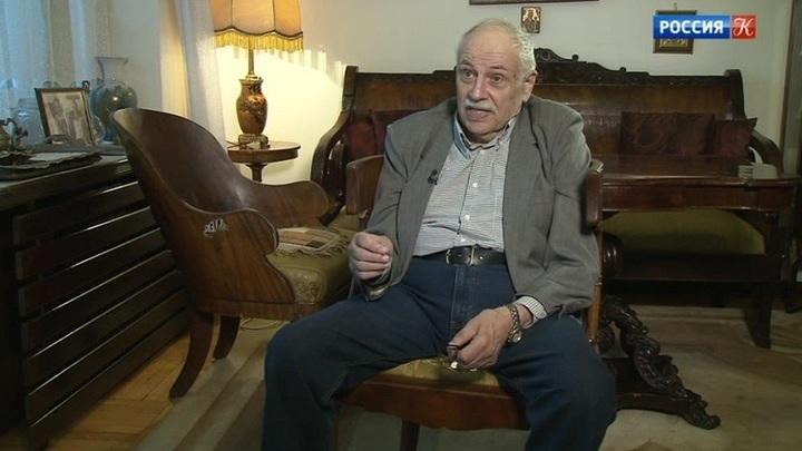 Владимиру Краснопольскому исполнилось 85