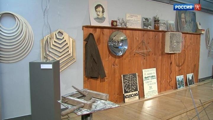 Мастерскую Вячеслава Колейчука воссоздали в Центре современного искусства