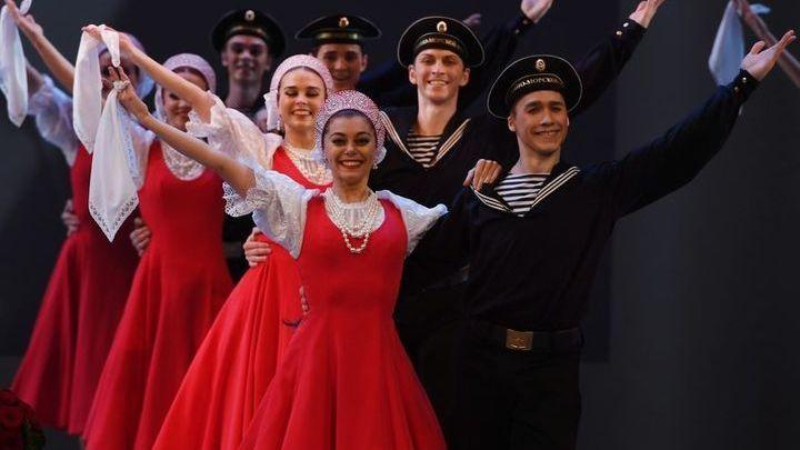 Ансамбль народного танца имени Игоря Моисеева выступит в рамках «Русских сезонов» в Италии