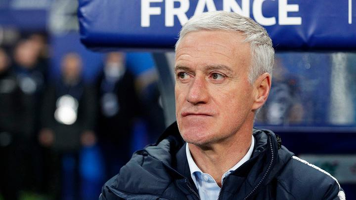 Дешам: Франция показала все, что было нужно, но проявила слабость