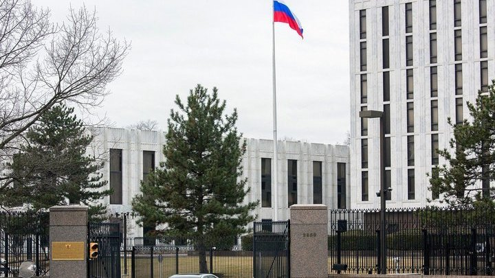 Посольство РФ в Вашингтоне: военное присутствие США в Сирии – незаконно