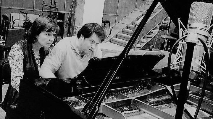 Фортепианный дуэт И. Силивановой и М.Пурыжинского