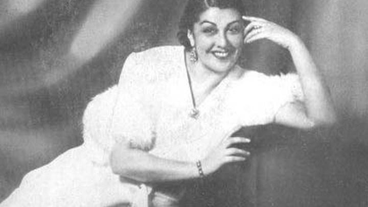 Цыганская певица Ляля Черная