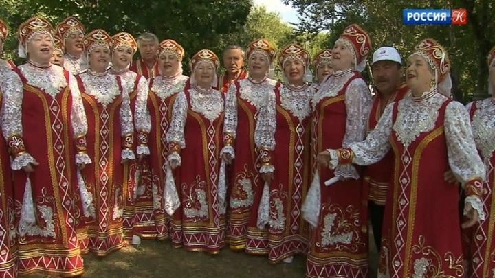 Фестиваль славянского искусства прошел в Коломенском