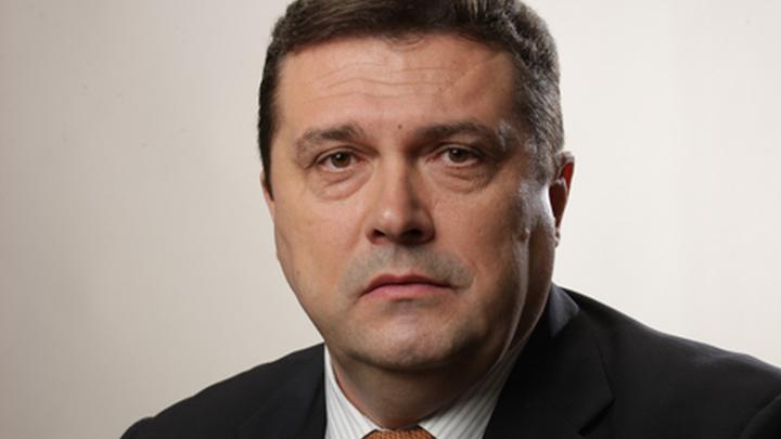Председатель Союза журналистов РФ Владимир Соловьёв