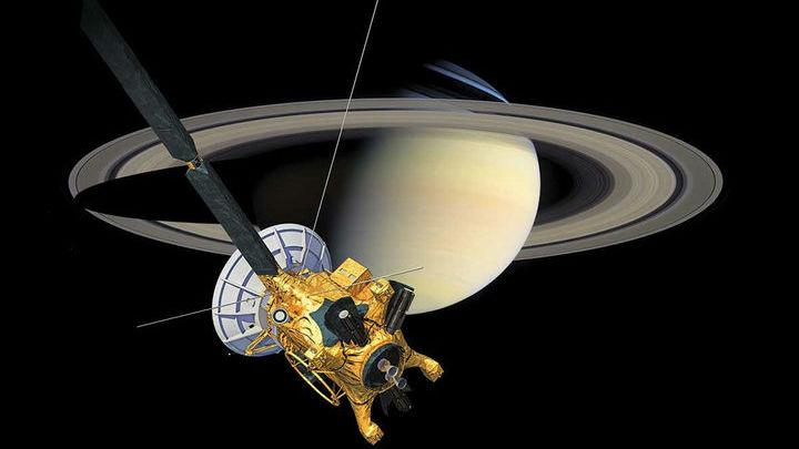 """Миссия """"Кассини"""" продлена до 2017 года, хотя изначально планировалось прекратить её ещё в 2008 году"""