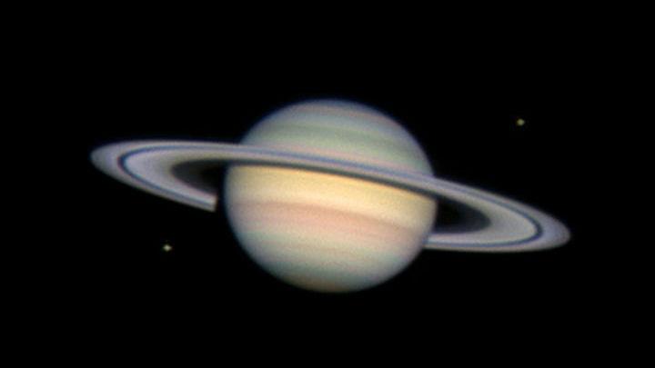 """""""Кассини"""" был единственным космическим зондом, надолго обосновавшимся в системе Сатурна."""