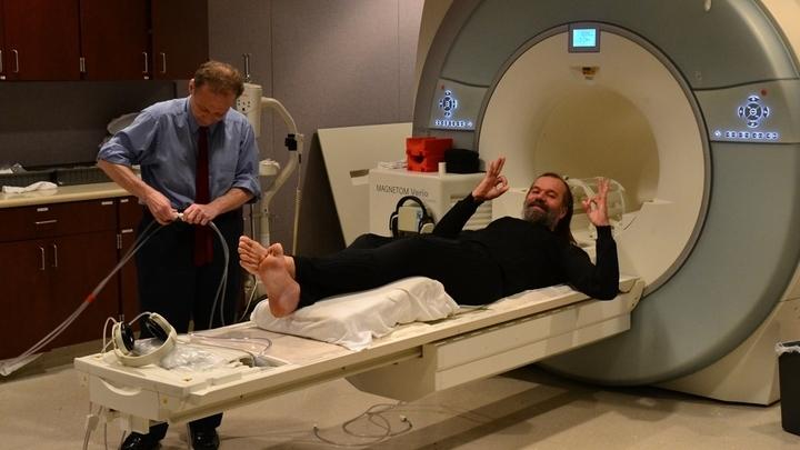 Исследователи проводили сканирование мозга и тела при разной температуре, чтобы сравнить, как меняются их функции.