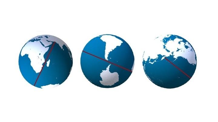 Специалисты говорят, что длина морского пути - 32090,3 километра.