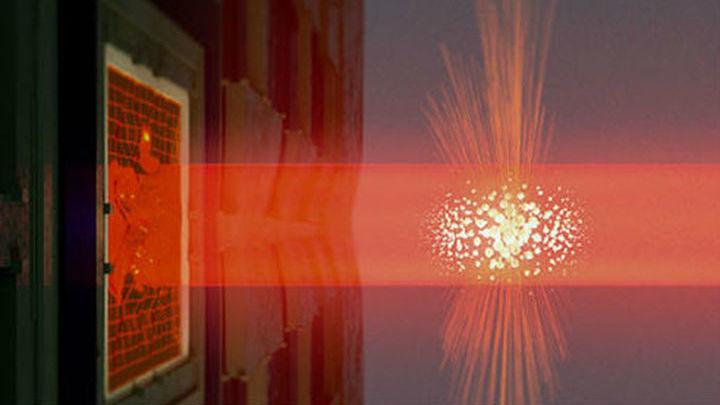 Авторы предлагают пропускать запутанные лазерные лучи через облако атомов цезия. Это должно повысить чувствительность измерений.