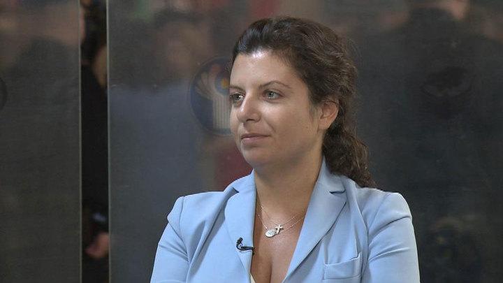 Симоньян прокомментировала предложение Макфола касательно мер против RT