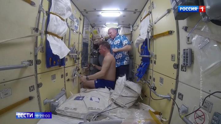 Разгерметизация на МКС добавила российским космонавтам седых волос