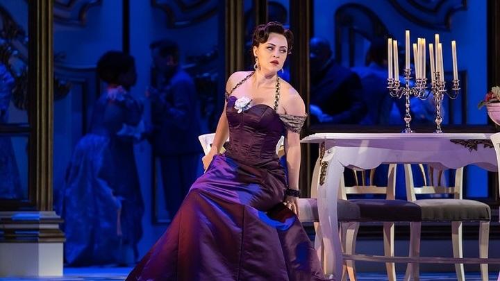 Венера Гимадиева дебютировала насцене Вашингтонской государственной оперы