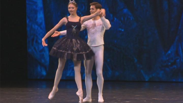 Звезды мирового балета выступили в Кремле