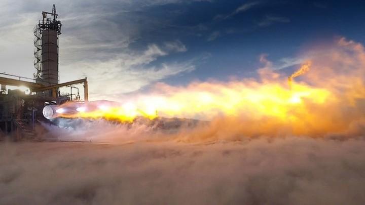 NASA получит от Blue Origin альтернативу РД-180