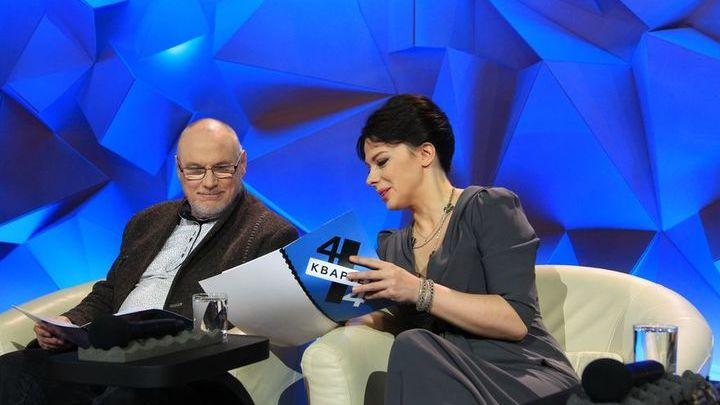 Члены жюри и ведущий проекта «Квартет 4х4» – в эфире Радио Культура