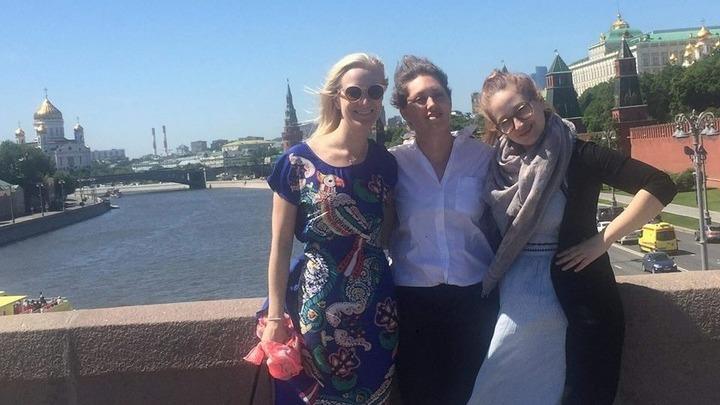 Трио Folk Avant в Москве