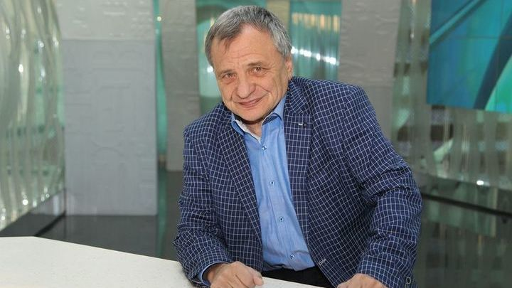 Рудольф Фурманов отмечает юбилей