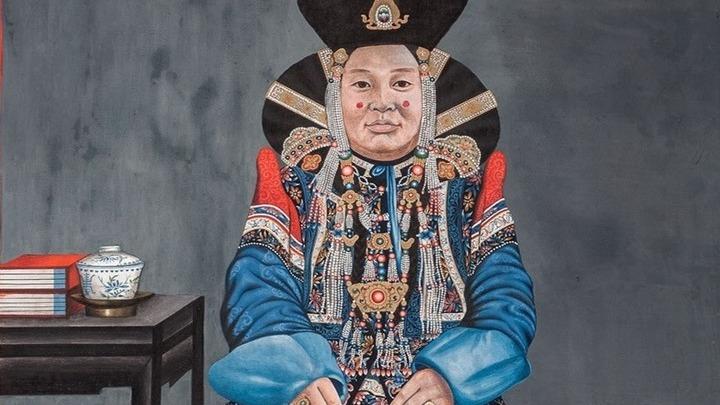 """""""Восток. Другая красота"""". Фото предоставлено пресс-службой Государственного музея Востока"""