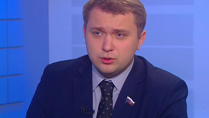 Замглавы Комитета Госдумы по образованию и науке Борис Александрович Чернышов.