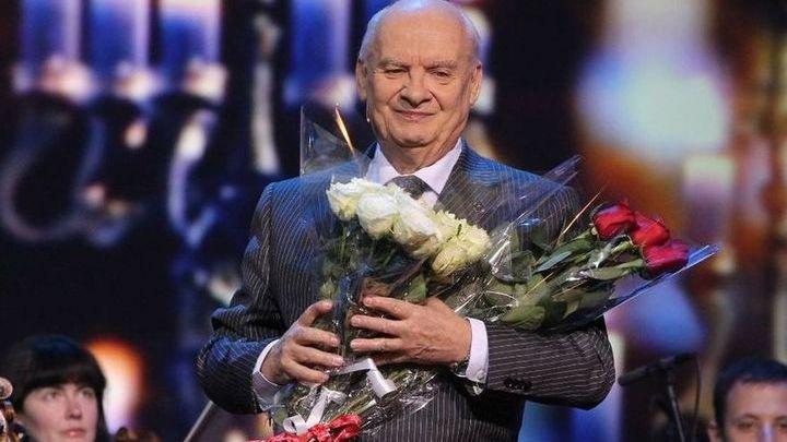 Николай Добронравов отмечает юбилей