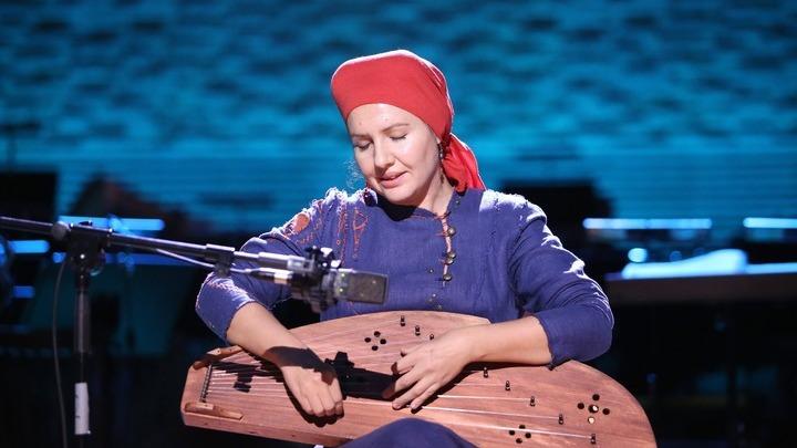 Выступление Ирины Пыжьяновой. Фото предоставлено Ириной Пыжьяновой