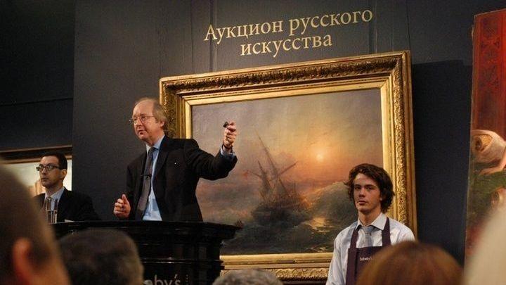 Нааукционных торгах вырос интерес к творениям русских мастеров XIX века