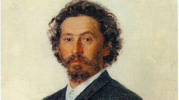 Илья Ефимович Репин. Автопортрет. 1887 год