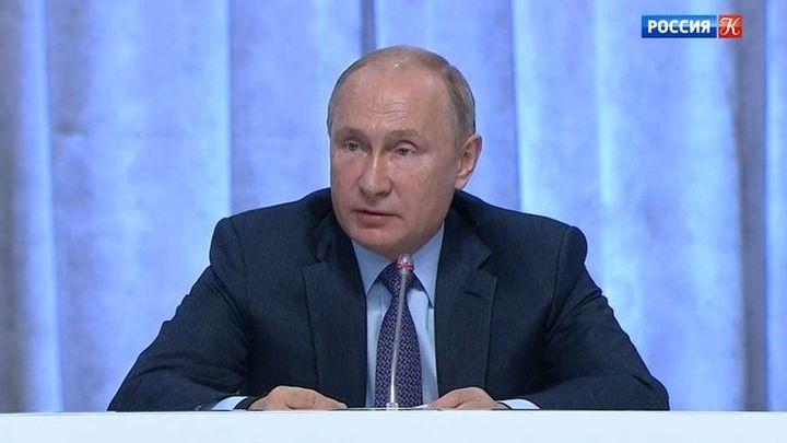 Владимир Путин подписал указ об увековечении памяти Станислава Говорухина