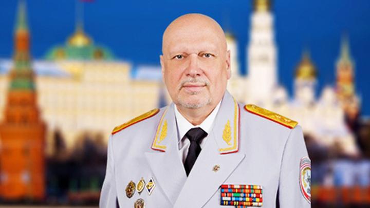 Александр Георгиевич Михайлов