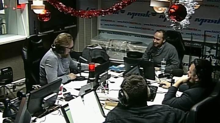 Сергей Стиллавин и его друзья. Карта