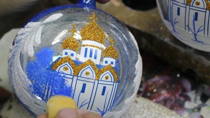 Где каждый день – Новый Год! И сегодня, конечно, тоже! Фото Леонида Варебруса