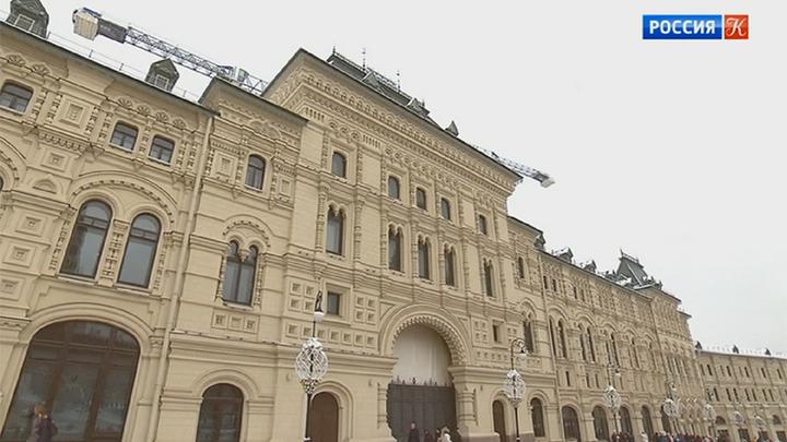На Красной площади появится новое выставочное пространство Музеев Кремля