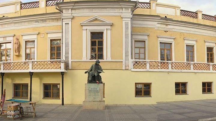 Коллекция Феодосийской галереи имени Айвазовского будет оцифрована