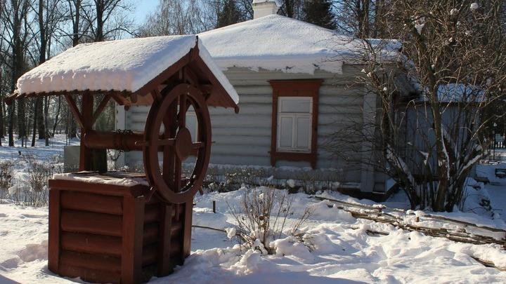 Мелихово, главный усадебный дом семьи Чеховых. Фото Леонида Варебруса