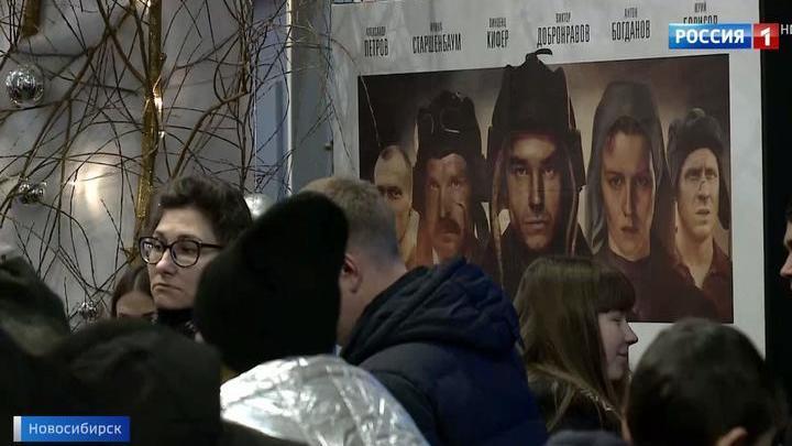 Машина Победы победно шествует по стране: фильм «Т-34» посмотрели более пяти миллионов человек