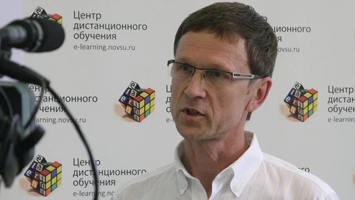 Начальник управления развития цифровой экономики Новгородской области Николай Курмышев